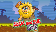 Jouer à Adam and Eve : Golf