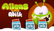 Aliens Like Milk