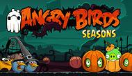 Jouer à Angry Birds Halloween