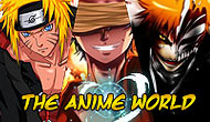 Click The Anime World Game Online