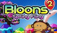 Jouer à Bloons 2 Spring Fling