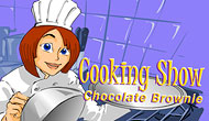 Cooking Show : Chocolate Brownie