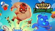 Burrito Bison : Launcha Libre