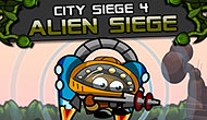 City Siege 4 : Alien...