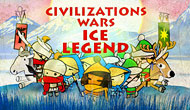 Civilizations Wars Ice Legend