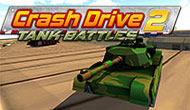 Crash Drive 2 : Tank Battles