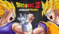 Dragon Ball Z : Supersonic...
