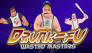 Drunk Fu : Wasted Master