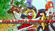 Epic Battle Fantasy 4