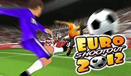 Jouer à Euro Shootout 2012