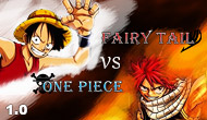 Fairy Tail vs One Piece 1.0