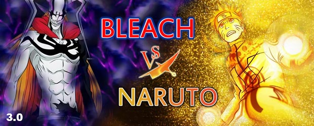 Bleach vs Naruto 3.0