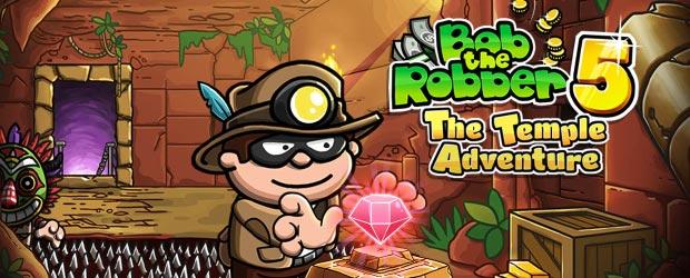 Bob The Robber 5