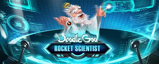 Doodle God : Rocket...