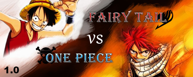 Fairy Tail vs One...
