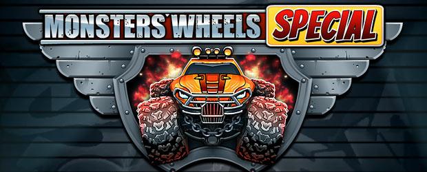 Monsters Wheels...