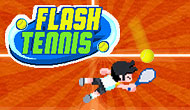 Jouer à Flash Tennis