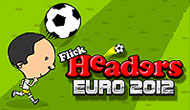 Jouer à Flick Headers Euro 2012