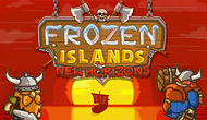 Frozen Islands : New Horizons