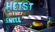 Ninja Turtles: Heist in a Half Shell