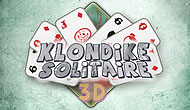 Jouer à Klondike Solitaire 3D