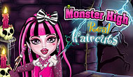 Monster High Haircuts