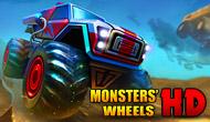 Jouer à Monsters Wheels HD