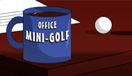 Office Mini Golf
