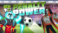 Jouer à Ben 10 : Penalty Power