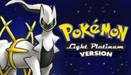 Pokémon Light Platinum