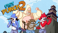 Regular Show : Fist Punch 2
