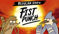 Regular Show : Fist Punch