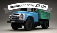 Russian Car Driver Zil...