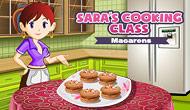 Macarons : Sara's Cooking Class