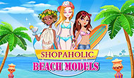 Shopaholic Beach Models