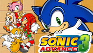 Jouer à Sonic Advance 3