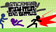 Stickman Fighter :...