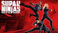 Supah Ninjas: Hero...