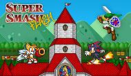 Jouer à Super Smash Flash