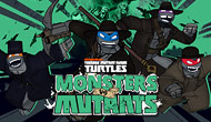 Tortues Ninja : Monsters vs...