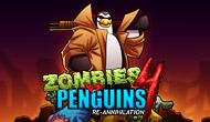 Jouer à Zombies vs Penguins 4