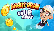 Angry Gran Jump : Up, Up & Away