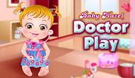 Bébé Hazel : Joue au docteur