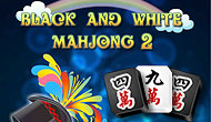 Black & White Mahjong 2