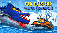 Car Eats Car : Winter Adventure