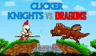 Clicker Knights vs Dragons