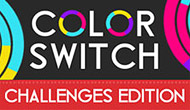 Color Switch : Challenges Edition