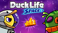 Duck Life : Space
