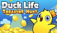 Duck Life : Treasure Hunt