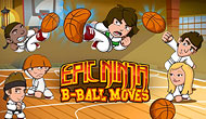 Epic Ninja B-ball Moves